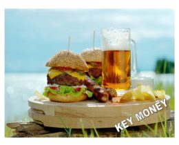 KEY MONEY!! Waterfront Restaurant & Bar with Boat Docks for Sale !